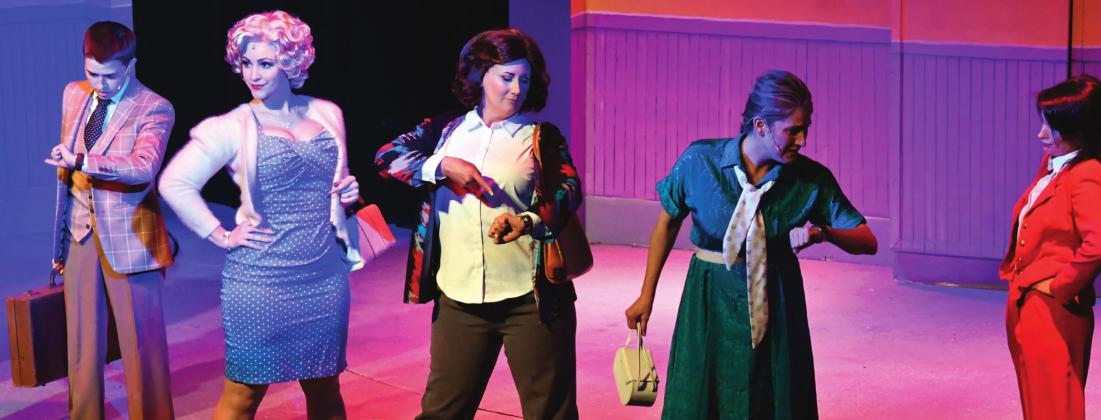 '9 to 5' goes overtime