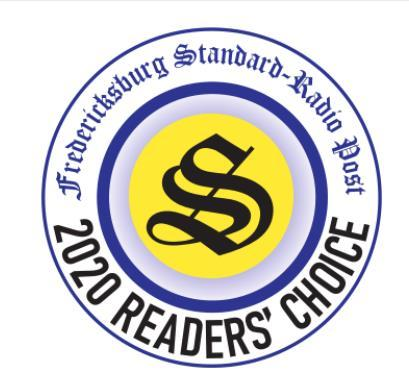 Vote online for paper's Readers' Choice awards