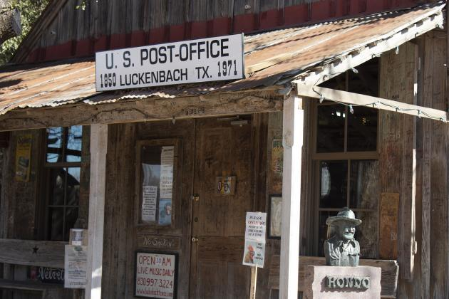 Luckenbach Texas continues to attract tourists and locals alike amid the coronavirus pandemic. The Luckenbach staff maintains social distancing restrictions without limiting the music, food, drinks and community enjoyed by visitors. — Standard-Radio Post/Madalyn Watson